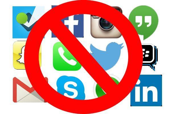 come bloccare i siti dei social media