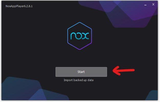 start-nox-emulatore-android-per-windows-10