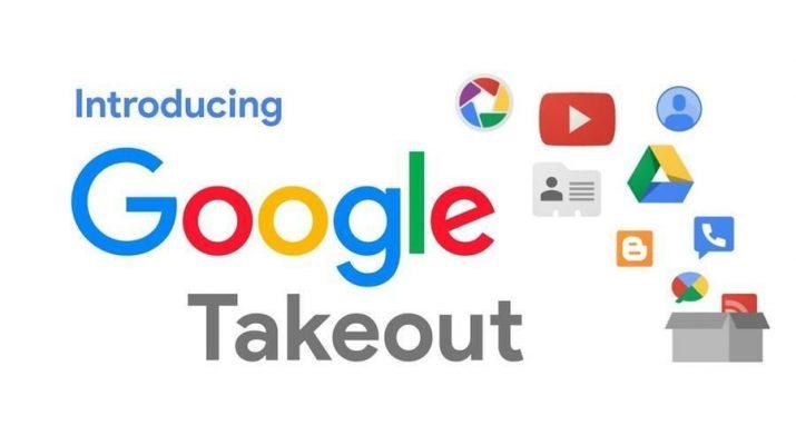 Google Takeout tutti i nostri dati su google