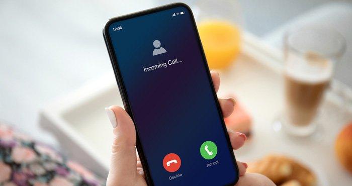 Riconoscere numeri sconosciuti iphone android prima di rispondere