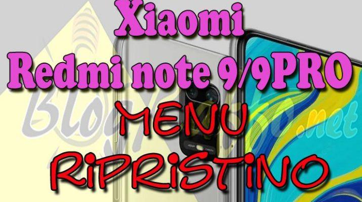 recovery-mode-nel-xiaomi-redmi-note-9-e-9-pro-recovery-mode-al-boot-menu-ripristino-hard-reset
