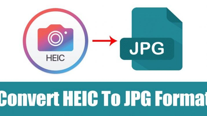 Come aprire le foto .HEIC dell'iPhone su Windows o convertirle in jpg