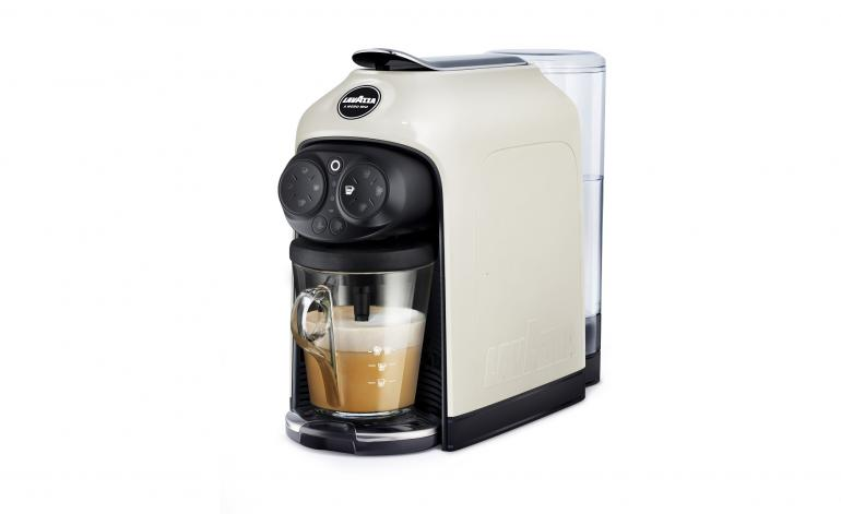 Macchina caffè lavazza desea manuale