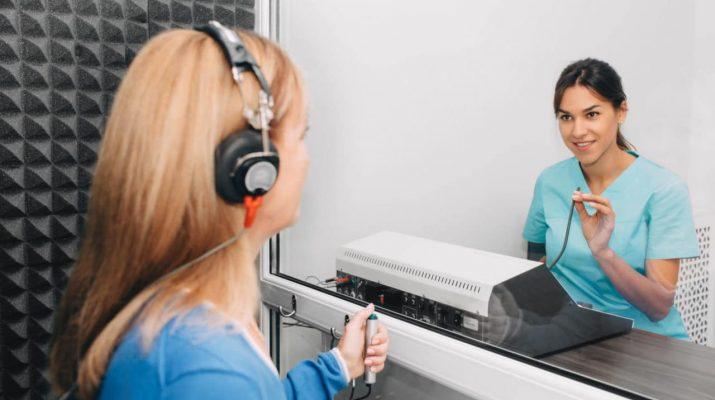 Test audiometrico simulato online