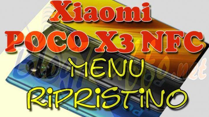 Xiaomi-POCO-X3-NFC-menu-ripristino-hard-reset