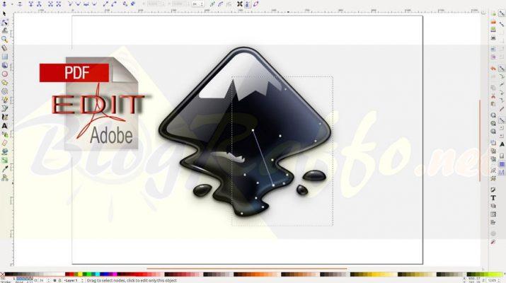 Inkscape-editor-pdf-free