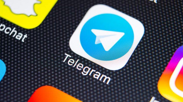 Telegram chat anonime