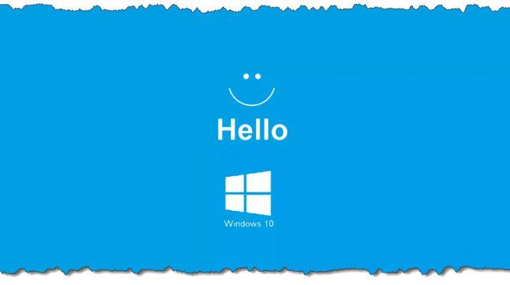 Windows Hello Accesso Fotocamera