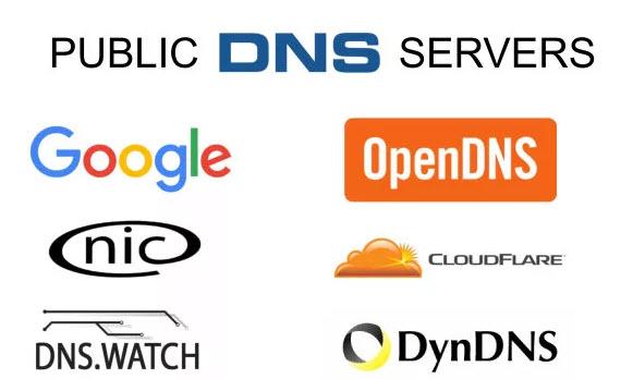 migliori server dns pubblici e gratuiti