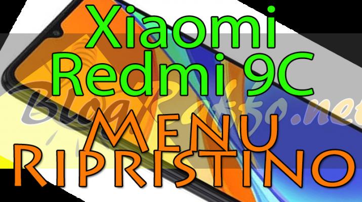 Copertina-Xiaomi-Redmi-9C--Menu-Ripristino