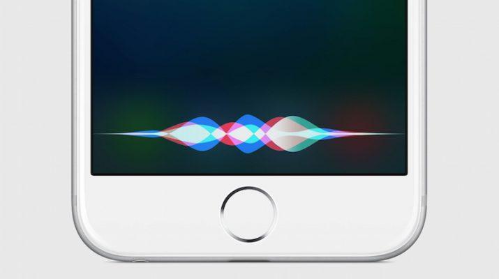 iphone controllo vocale