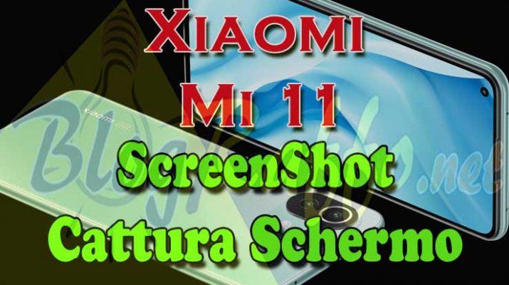 xiaomi-mi-11-catturare-schermata-screenshot